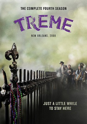 Treme - 4ª Temporada Legendado - Series Empire